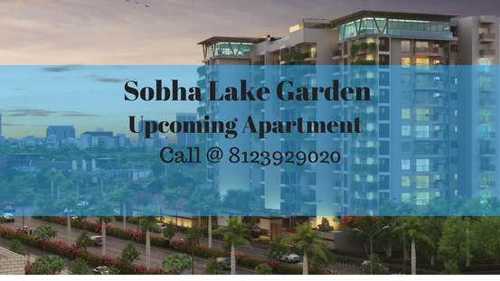 Sobha Lake Garden is upcoming project in Bangalore. This project is located at KR Puram Bangalore